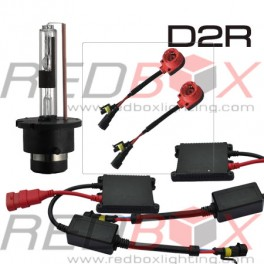 Xenon D2R with Slim Ballast 35w
